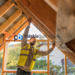 Круглогодичный деревянный дом