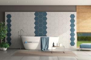 Какая плитка для зала? Шестиугольная плитка, плитка в стиле арабески или, может быть, кирпичная плитка? Выбирайте уникальные модели!