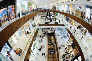 Преимущества аренды помещения в торговом центре
